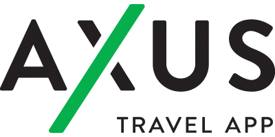 alt='AXUS Travel App'  Title='AXUS Travel App'